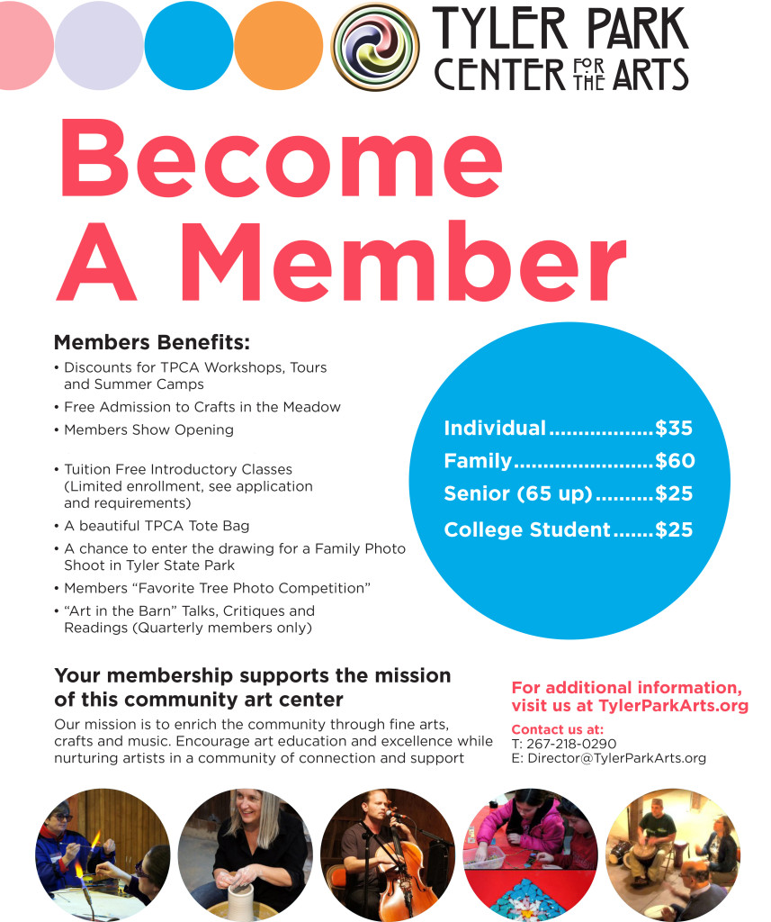 TPCA 2017 Membership Posters