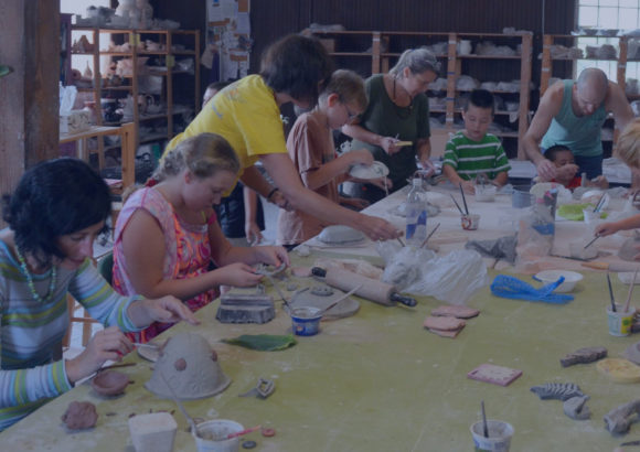 Sunday Pottery for friends & family