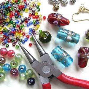 Beaded Jewelry Workshop with Bonnie Pelberg