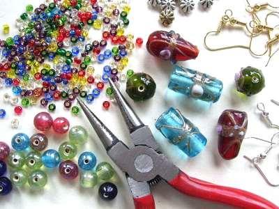 Beaded Jewelry Workshop with Bonnie Pelberg