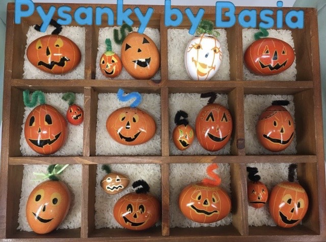 Pysanky – Decorated Eggs with Basia Andrusko