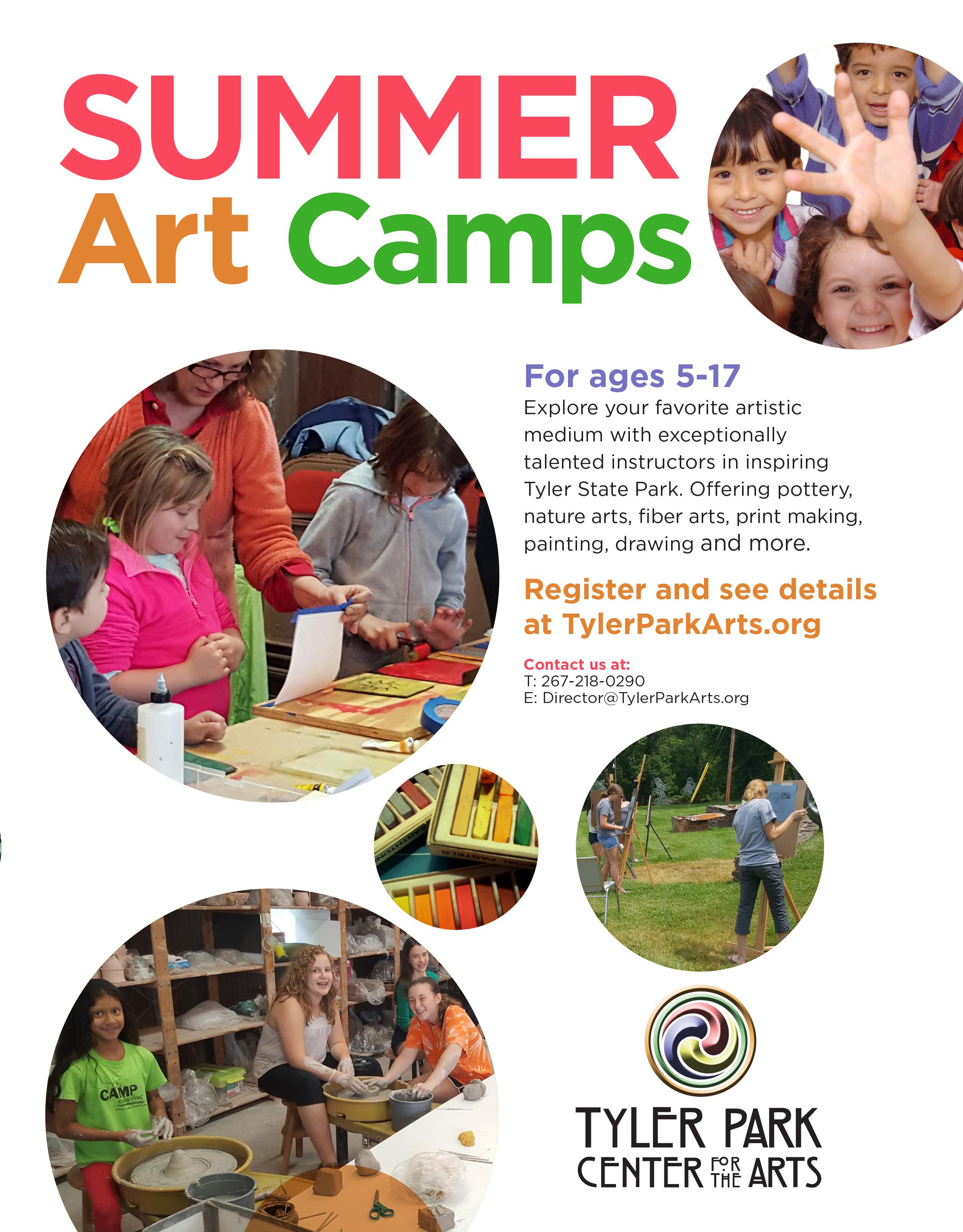 tpca summer camp Ad