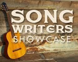 Songwriter Showcase – Sunday 12:15am – 1:30pm