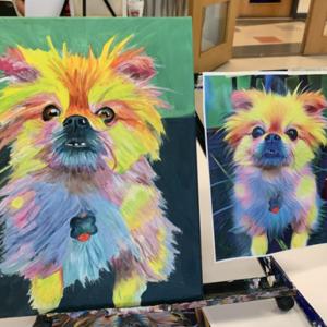 Pet Portraits with Michelle Geipel