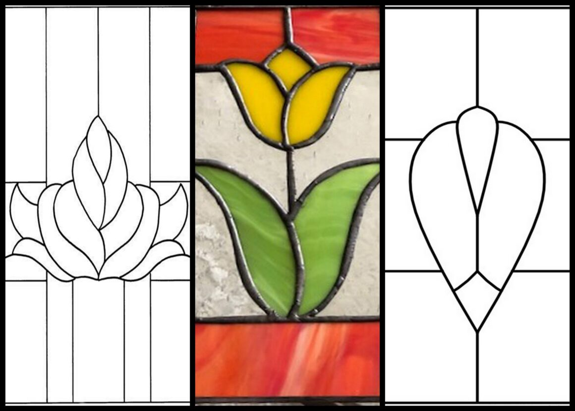 Intro to Stained Glass with Barbara Konschak